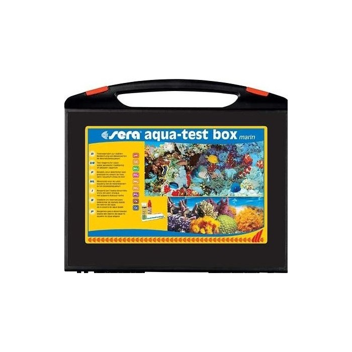 Aqua-Test Box (Sera) Marino