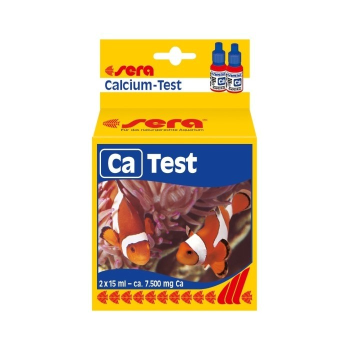 Test Ca calcio (Sera)