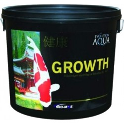 Growth 2000 g/ 5 ltr -3-4 mm/small (Evolution Aqua