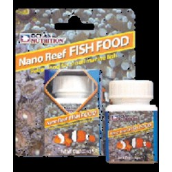 Nano Reef Fish Food Granulado (Ocean Nutrition) 15