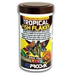 Tropical Fish Flakes 50 grs. 250 ml. (Prodac)