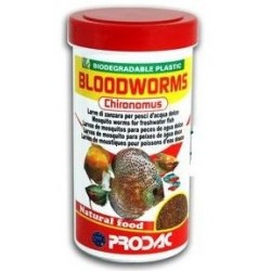 Bloodworms 7 grs. 100 ml. (Prodac)