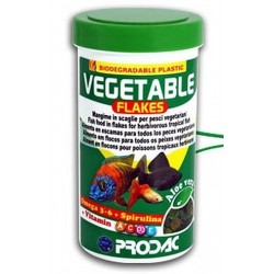 Vegetal Flakes 50 grs. 250 ml. (Prodac)