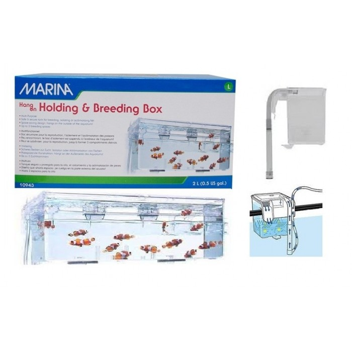 Refugio-Paridera BREEDING Box 2 L (Marina)