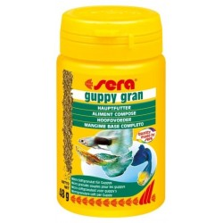 Guppy gran (Sera) 100 ml - 48 grs