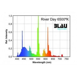 Fluor. T5 Serie Platinun River Day 6500ºK (Blau) 24w 549 mm