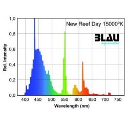 Fluor. T5 New Reef Day 15.000ºK 24 w 549 mm
