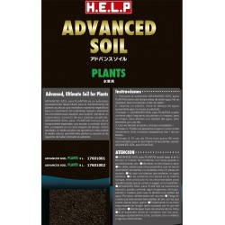 Advanced Soil Plants (HELP) 8 Litros  7 Kg aprox