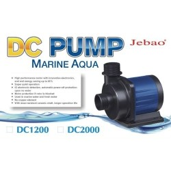 Bomba regulable MARINE AQUA DC-1200 (Jebao)