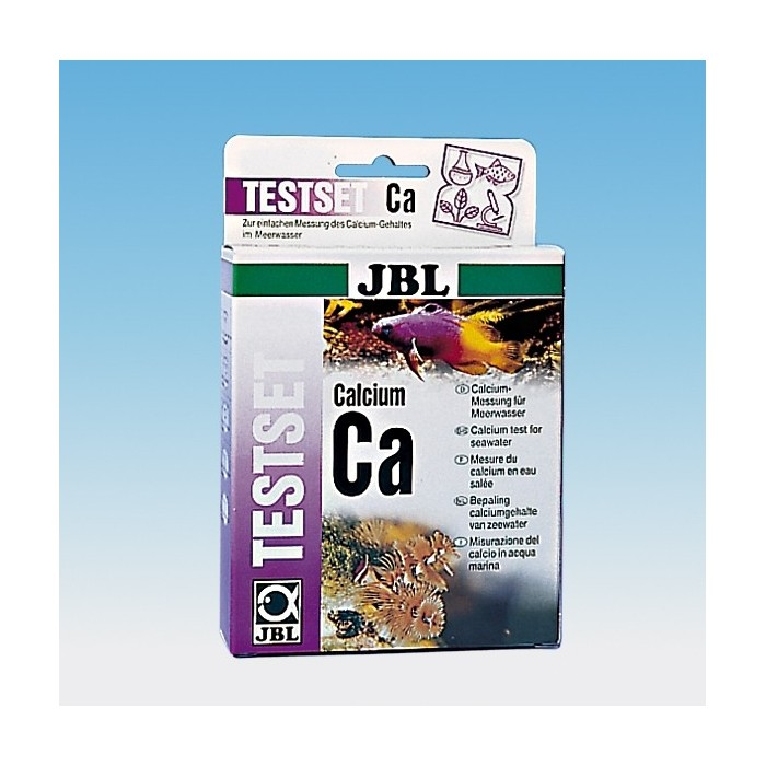 Test-Set Mg/Ca (JBL)