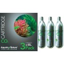 Bombona CO2 Pack de 3 x 80 gr. (Aquatic Nature)