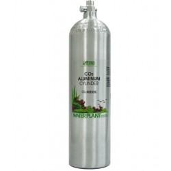 Botella CO2, 0,82 Litro 0,74 Kg.