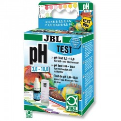 pH Test-Set 3,0-10,0 (JBL)