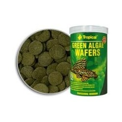Green Algae Wafers (TROPICAL) 250 ml (113 gramos).
