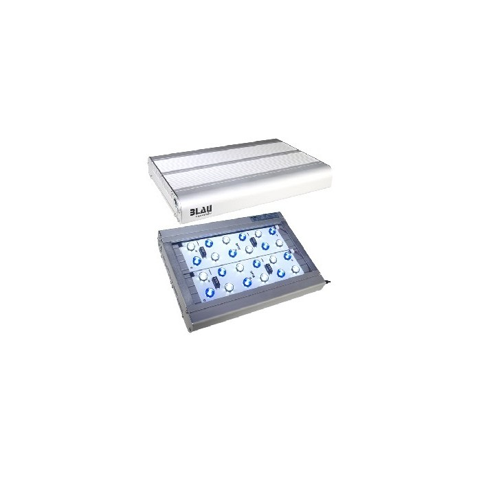 Lumina LED 152 - 2 x 120W (Blau Aquaristic)