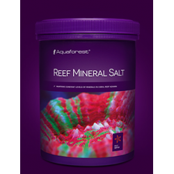 Reef Mineral Salt 400gr. (Aquaforest)