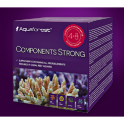 Components Strong 4 x 75ml. (Aquaforest)