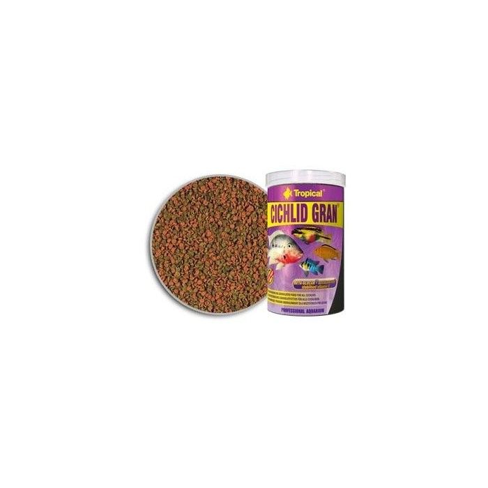 Cichlid Gran (TROPICAL) 100 ml (55 gramos)