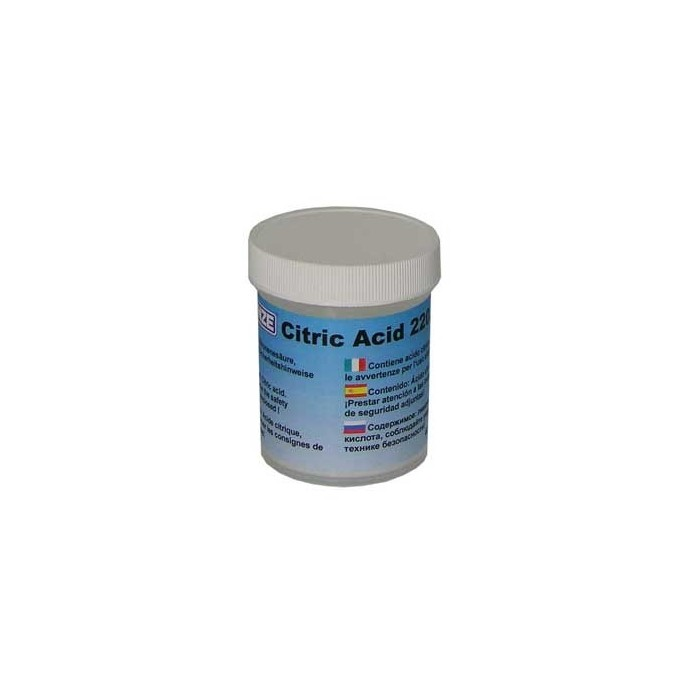 Citric Acid 110 grs. (Tunze)