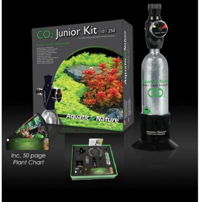 Equipo CO2 Junior Kit (Aquatic Nature)