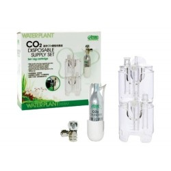 Kit Completo Co2 Bombona 16 grs. (WaterPlant)