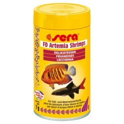 FD Artemia Shrimps (Sera) 100ml 7 grs.