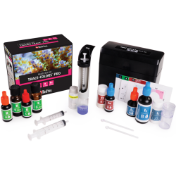 Trace colors pro multi test kit. I, K, Fe (Red Sea)