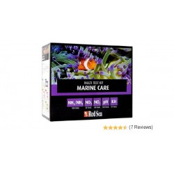 MULTI TEST KIT MARINE CARE (Red Sea)
