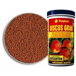 DISCUS GRAN D-50 PLUS (TROPICAL) 1000 ml (440 grs.