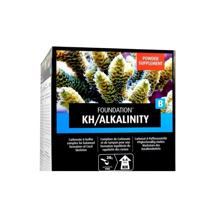 Reef Foundation B - En polvo 1 kilo (Red Sea)
