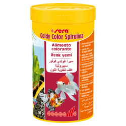 Goldy Color Spirulina 250ml  (Sera)