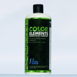 Color Elements Green/Blue