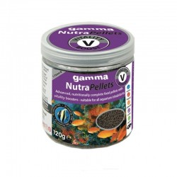 Gamma NutraPellets Vitality Boost 1,75 mm Ø - 120 g (TMC)