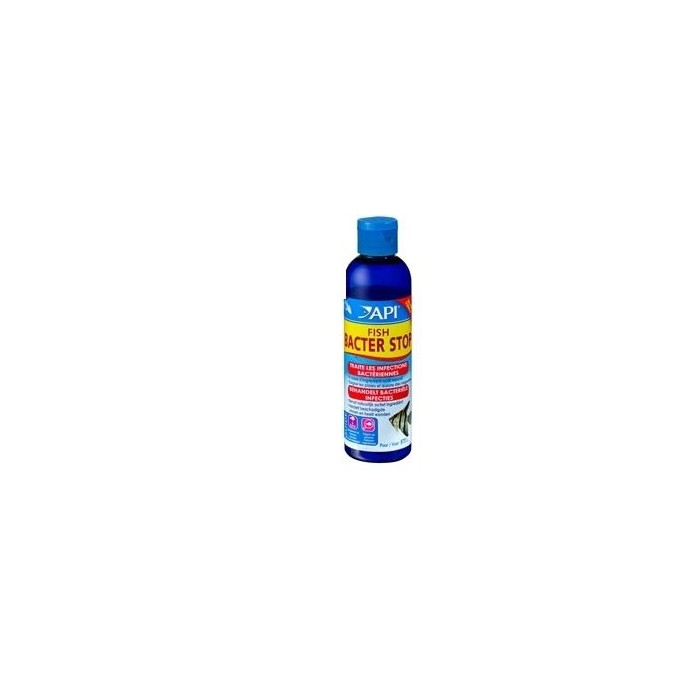 Fish Bacter Stop 118 ml (Aquarium Pharmaceuticals)