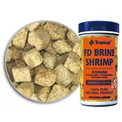 FD BRINE SHRIMP (TROPICAL) 100 ml (8 gramos).