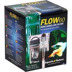 Mini filtro mochila Flow60 (Aquatic Nature)