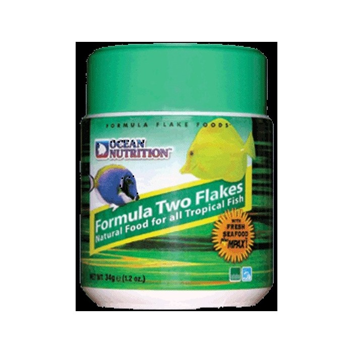 FORMULA TWO Escamas (Ocean Nutrition) 71 grs