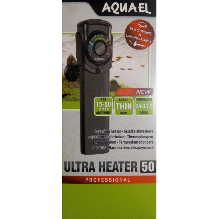 ULTRA HEATER 100 W (Aquael)