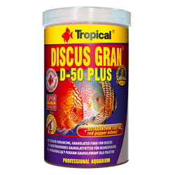 DISCUS GRAN (TROPICAL) 100 ml (44 gramos).