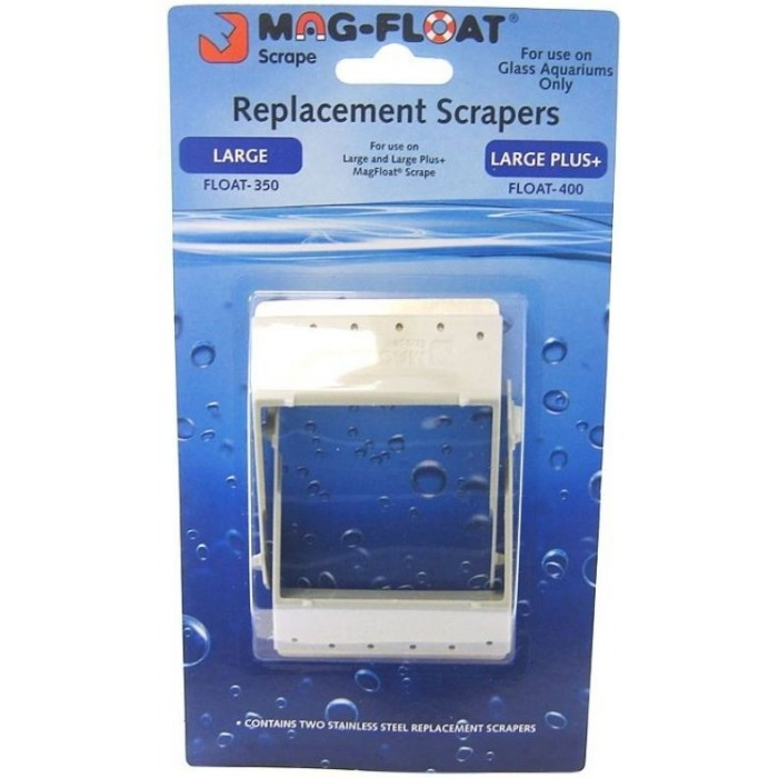 Recambio Mag-Float Scrape Small / Long (2 unidades)