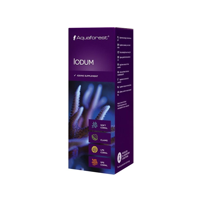 Iodum 10ml (Aquaforest)