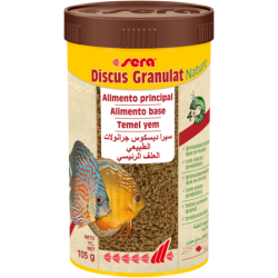 Discus Granulat Nature 250 ml / 105 grs. Sera