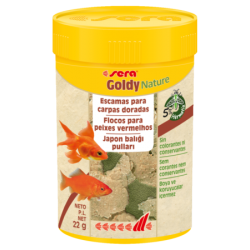 Goldy Nature 100ml / 22 grs. Sera