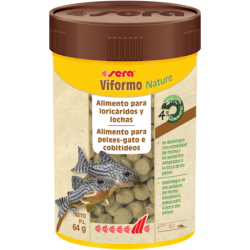 Viformo Nature 100 ml / 64 grs. / 258 tab. Sera