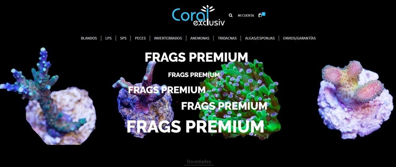 Coral eclusiv