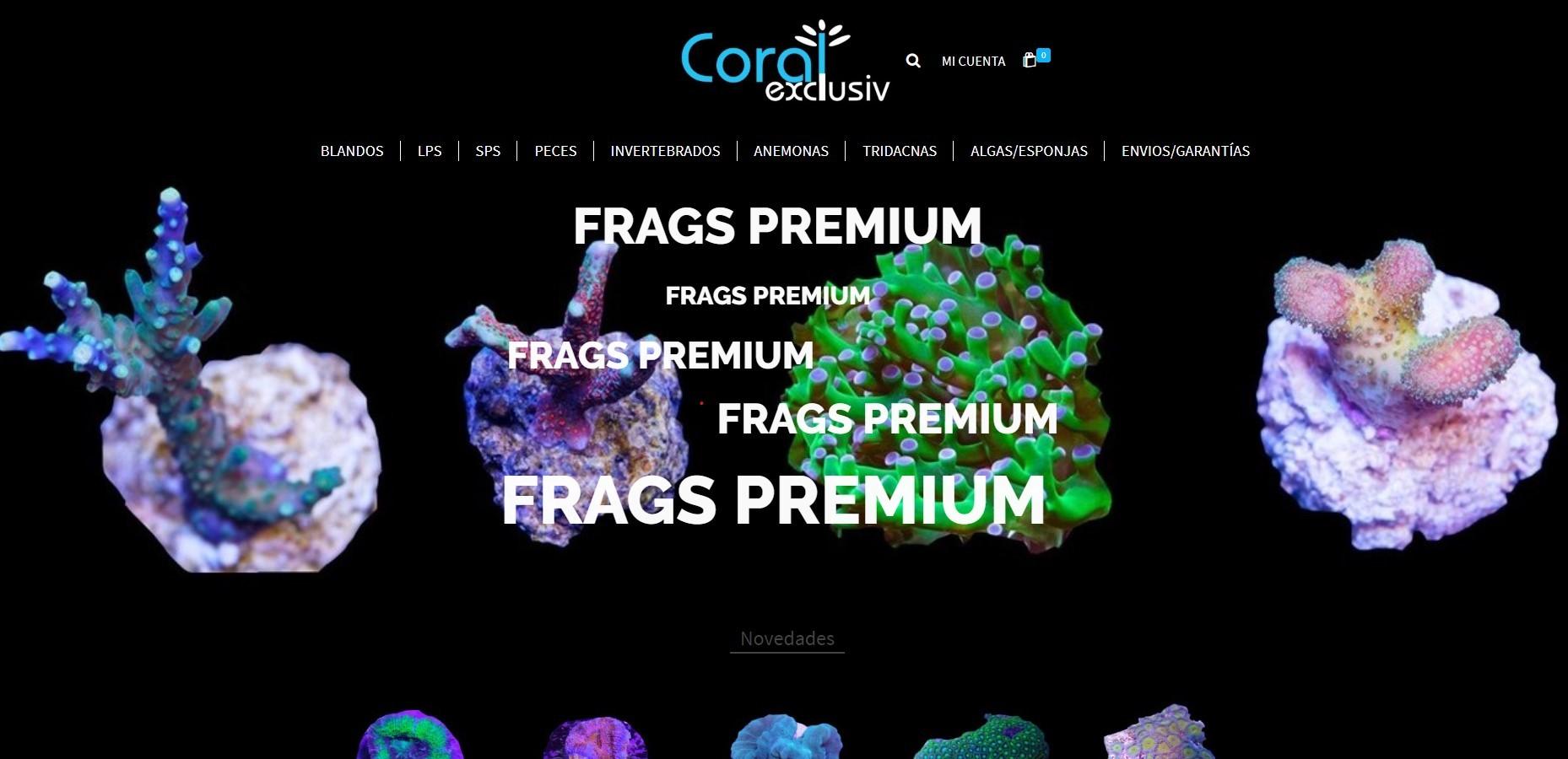 Coral Exclusiv